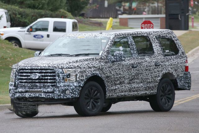 2018 Ford Expedition  As the latest edition by Ford Motor company