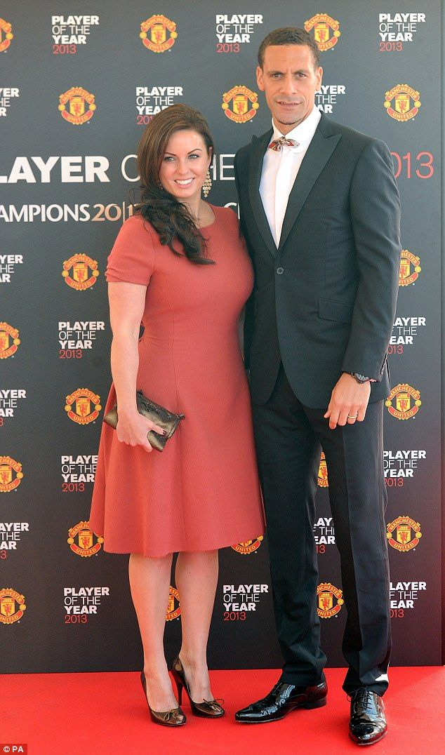 Rio Ferdinand opens up after the death of his wife