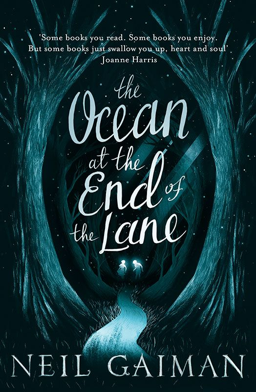 The Ocean at the End of the Lane - Leo Nickolls  While I absolutely adore the original (US) cover, this one is just as lovely and if love to have it as a paperback edition.