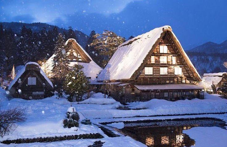 """この冬に会える奇跡!""""寒さを忘れるほど美しい""""日本の「冬の絶景」10選 1枚目の画像"""