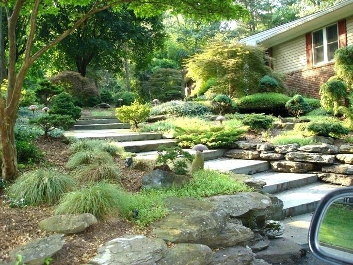 Front Yard Ideas Without Grass Beautiful Small Front Yard ...