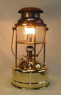 how to change mantle on tilley lamp