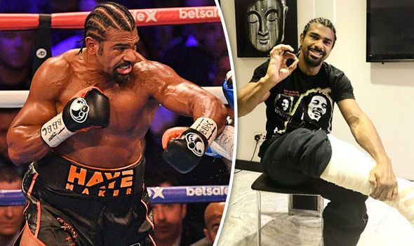The SHOCKING pictures of David Haye's Achilles after Tony Bellew fight - GRAPHIC CONTENT - https://newsexplored.co.uk/the-shocking-pictures-of-david-hayes-achilles-after-tony-bellew-fight-graphic-content/