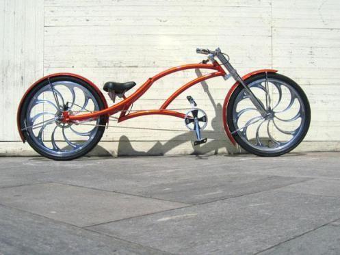 14.01. Koleksi Gambar Sepeda – Sepeda Low Rider   Bikes