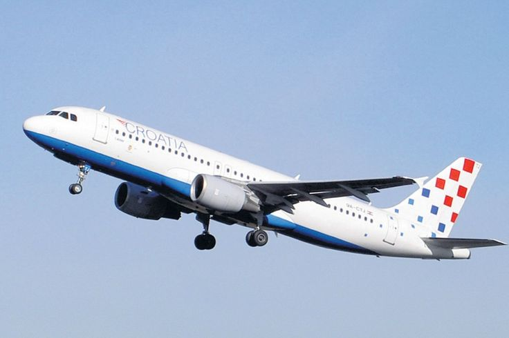 Croatia Airlines D D Is The Government Owned National Airline And Flag Carrier Of The Republic Of Croatia Based In Buzin Z Croatia Airlines Croatia Airlines