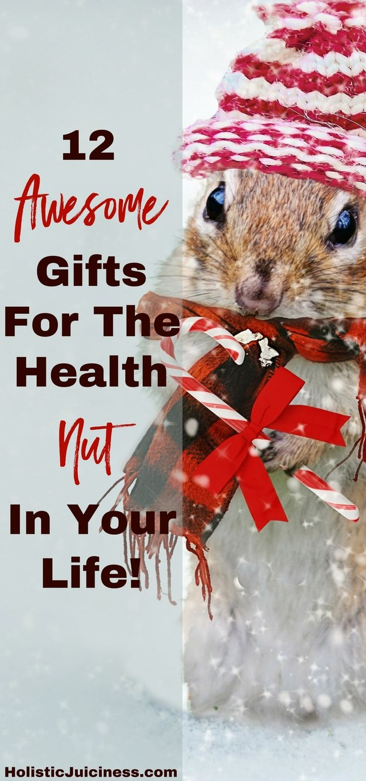Check out this list of awesome Christmas gift ideas for the health minded man or woman in your life. This 2017 xmas gift guide is full of unique healthy presents to buy that will really wow him or her. Get your mom, dad, son or daughter something they'll really enjoy and use to help them stay healthy all year long! #Christmas #healthychristmas #healthygifts #giftguide #giftguide2017 #christmasgifts #christmasgiftideas #xmas #health #wellness #giftsforher #giftsforhim #giftsformom…