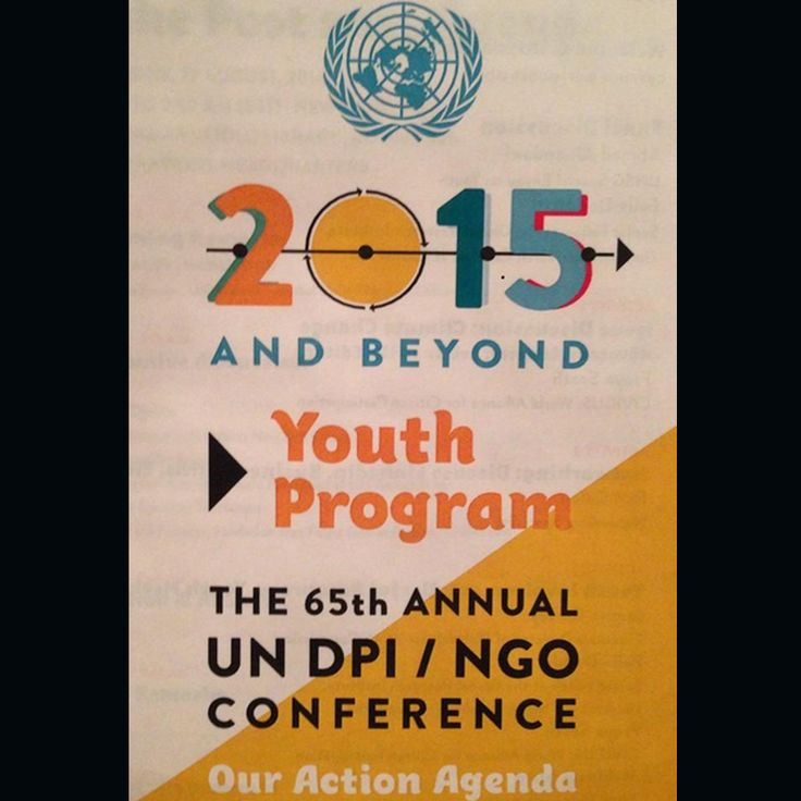 En breve @cataescobarr estará en un panel en #NacionesUnidas hablando sobre desarrollo social sostenible y erradicación de pobreza.