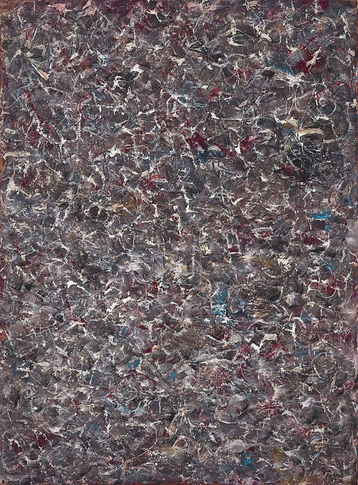 Mark Tobey - Abstract Expressionism