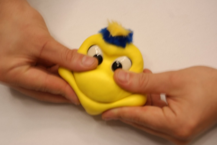 Como hacer un muñeco anti stress con globos y harina ~ Portal de Manualidades