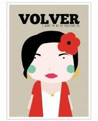 Little Volver-Poster