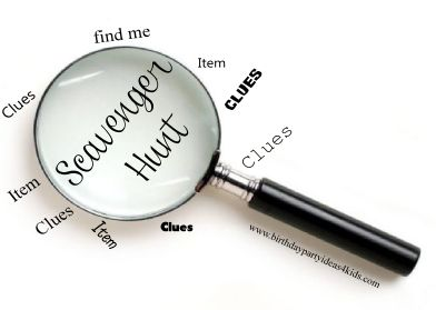 Scavenger Hunts for kids - with free lists to print out.  Lots of great Scavenger hunts for kids, tweens and teens.   2 neighborhood scavenger hunt item lists, Nature Scavenger Hunt, 8 Mall Scavenger Hunts, Animal Shelter Helper Hunt and many more.  Great for parties.