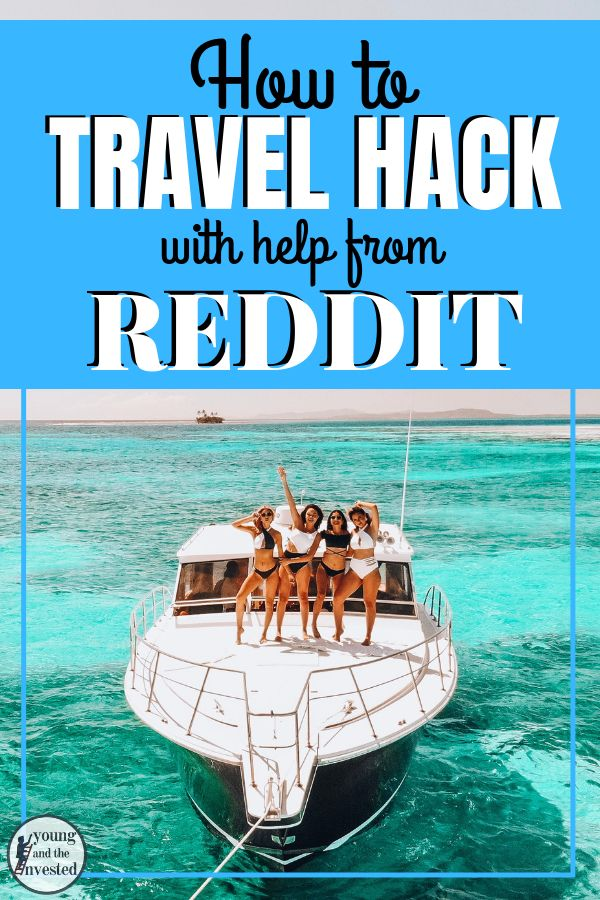 Why Reddit Churning is the Best Resource for Travel Hacking