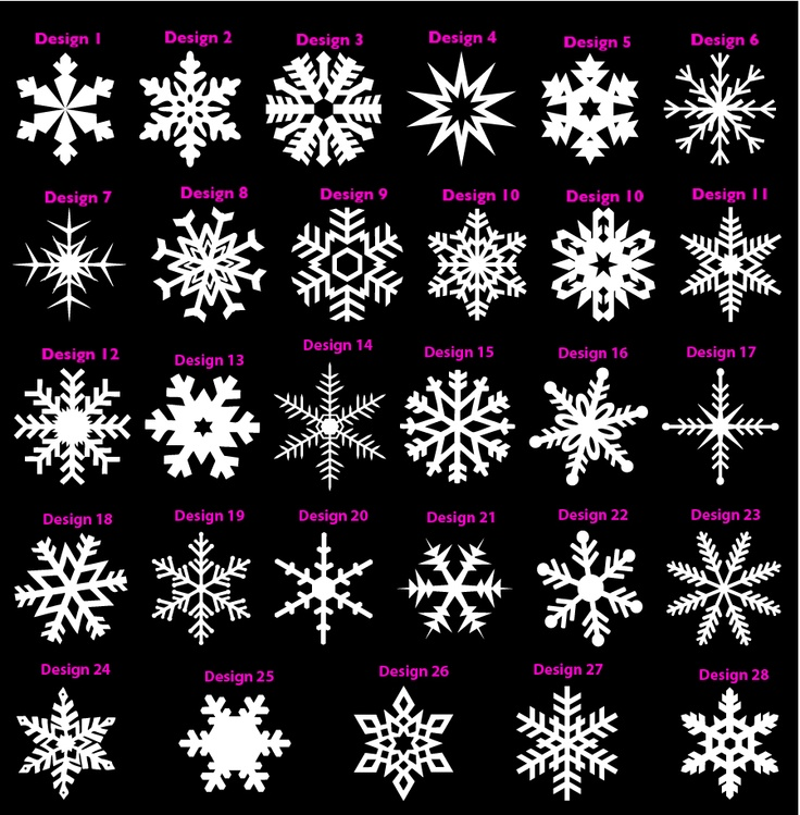 snowflake designs - Google Search