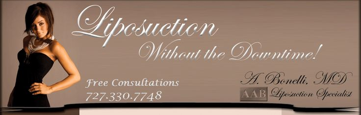 Palm Harbor Liposuction | Tampa Bay Tumescent Liposuction Specialist - Dr. Andrés Bonelli.