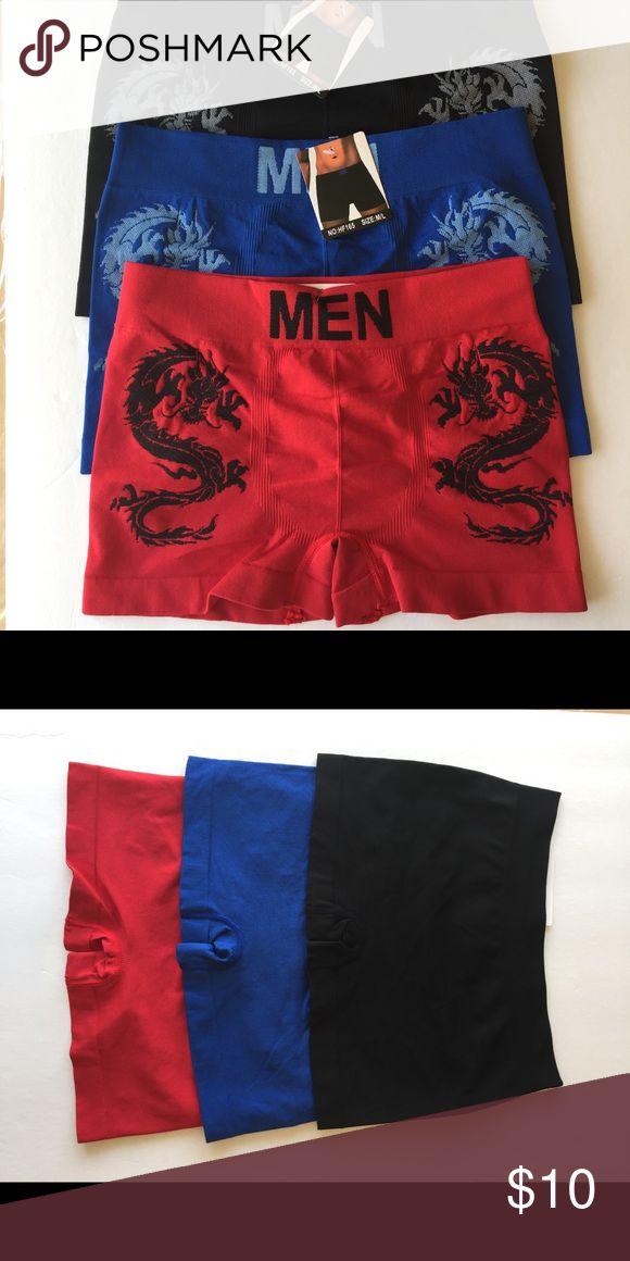 NWT BUNDLE 3 men's briefs underwear Brand new Underwear & Socks Briefs