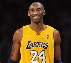 Kobe Bryant - Regardless of the mess he's in, always finds a way to buy himself into the good graces of the lady in his life.