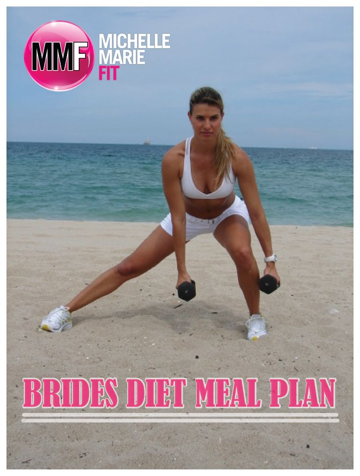 Brides Diet Meal Plan with SAMPLE MENU to #lose weight for the #Wedding Day.
