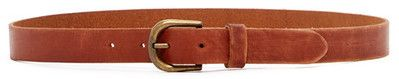 Liebeskind Berlin Leather Skinny Belt