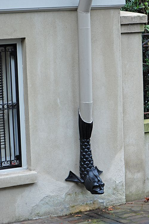 128 Best Downspouts And Rain Gutters Images On Pinterest