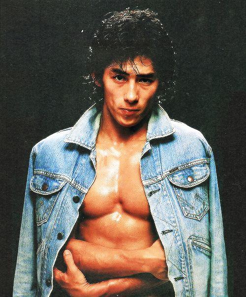 Hiroyuki - he is so .....