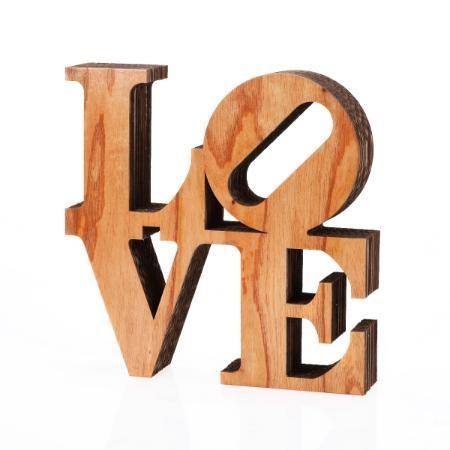 Deco Madera Love $ 584.0 - Morph
