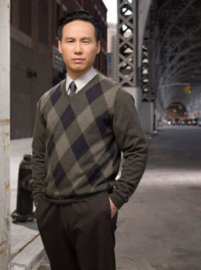 """Dr George Huang (B.D. Wong) gay on """"Law & Order: Special Victims Unit."""""""