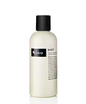 birkiR - Hair and body cleanser with wild Icelandic birch for men ♥ Sóley Organics ♥ Soley Organics ♥