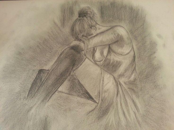 Рисунки карандашом лесбиянки
