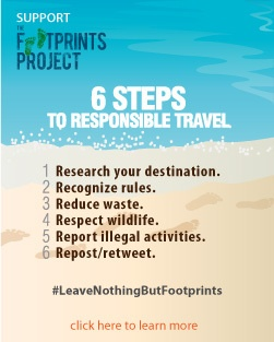 6 Steps to Responsible Travel