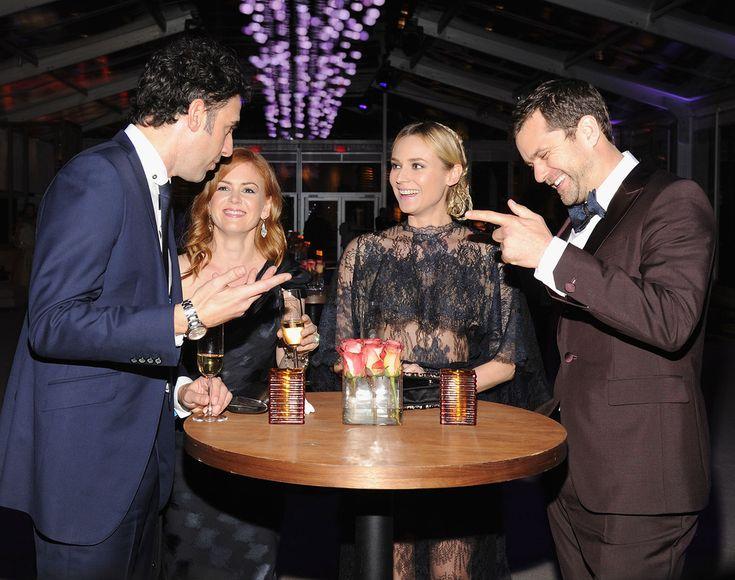 Sacha Baron Cohen, Isla  Fisher,  Diane Kruger, Joshua Jackson