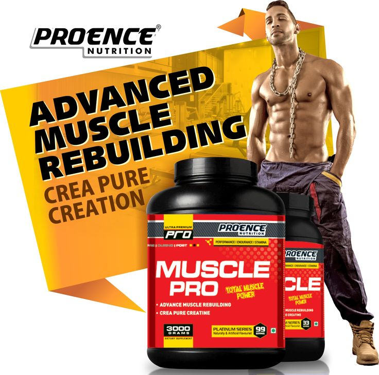 MUSCLE PRO is a healthy recommendation for you. Scientifically developed formulas that will help you gain weight in a healthy way.