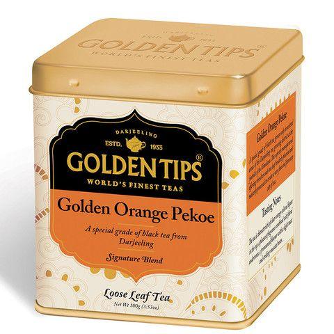 Golden Orange Pekoe Tea Tin Can (100gm)