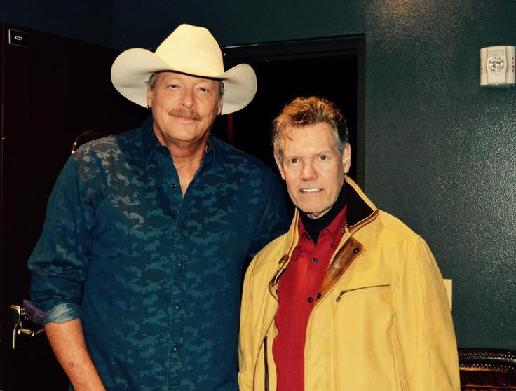 Congratulations to Randy Travis on his induction into the Country Music Hall of Fame and Museum. Good to see ya at the Thackerville show!