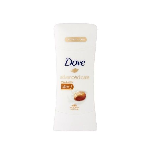 Dove Advanced Care Shea Butter Anti-Perspirant Deodorant, 2.6 oz ❤ liked on Polyvore featuring beauty products, bath & body products, deodorant, anti perspirant and deodorant, antiperspirant deodorant, anti-perspirant and deodorant and anti perspirant deodorant