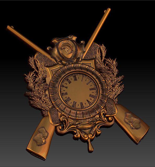 3D clock stl file free download download Stl, File free