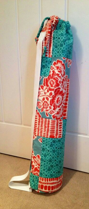 17 Best Images About Yoga Mat Bags On Pinterest Sewing