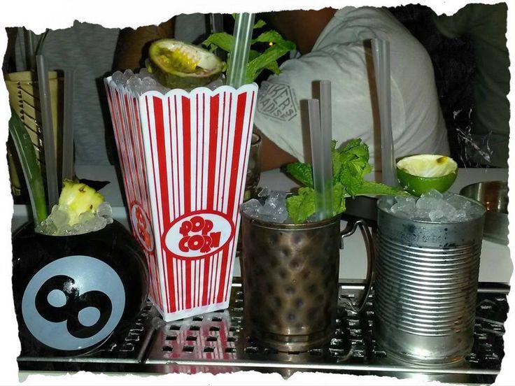 Baroque le bistrot cocktails