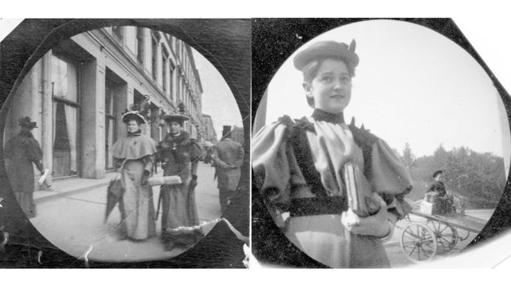 He was 19. He lived in Oslo. And he used a spy cam to take street photos. In 1890 - DIY Photography