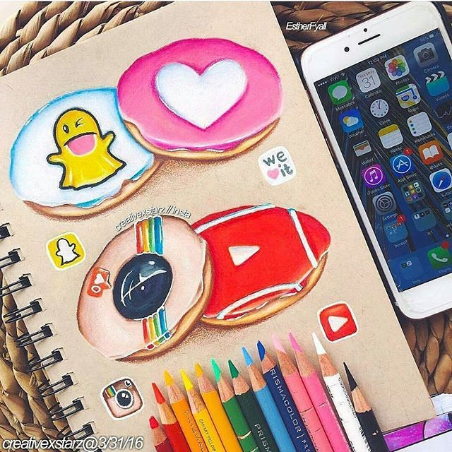 Which you want to eat first!? Follow us! Amazing media cookies by @creativexstarz Tag your friends