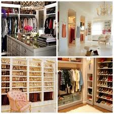 Celebrity Walk In Closet