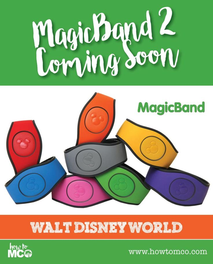During D23's event, Destination D they announced a new Magicband design will soon be hitting Disney Parks! So what does all this mean?