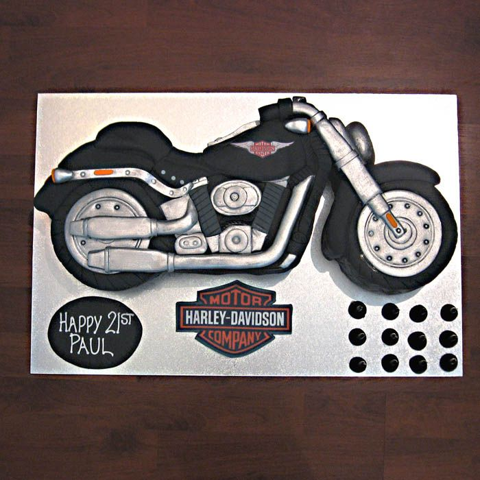 motorbike template for cake harley davidson motorbike cake google search cake