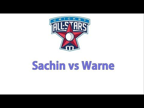 Cricket All star t20 series US Sachin blasters vs Warne Warriors-Shedules - YouTube