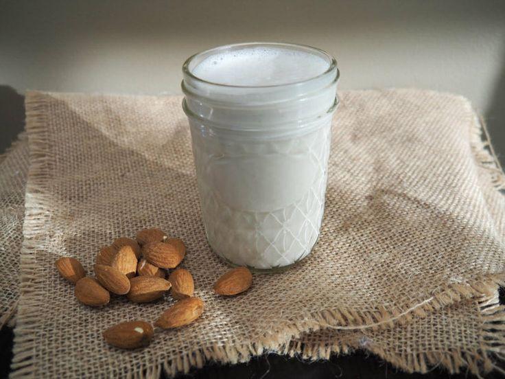 Almond Milkshake Recipe[650450]