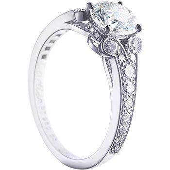 バレリーナ エンゲージメント リング - Cartier(カルティエ)の婚約指輪(エンゲージメントリング)