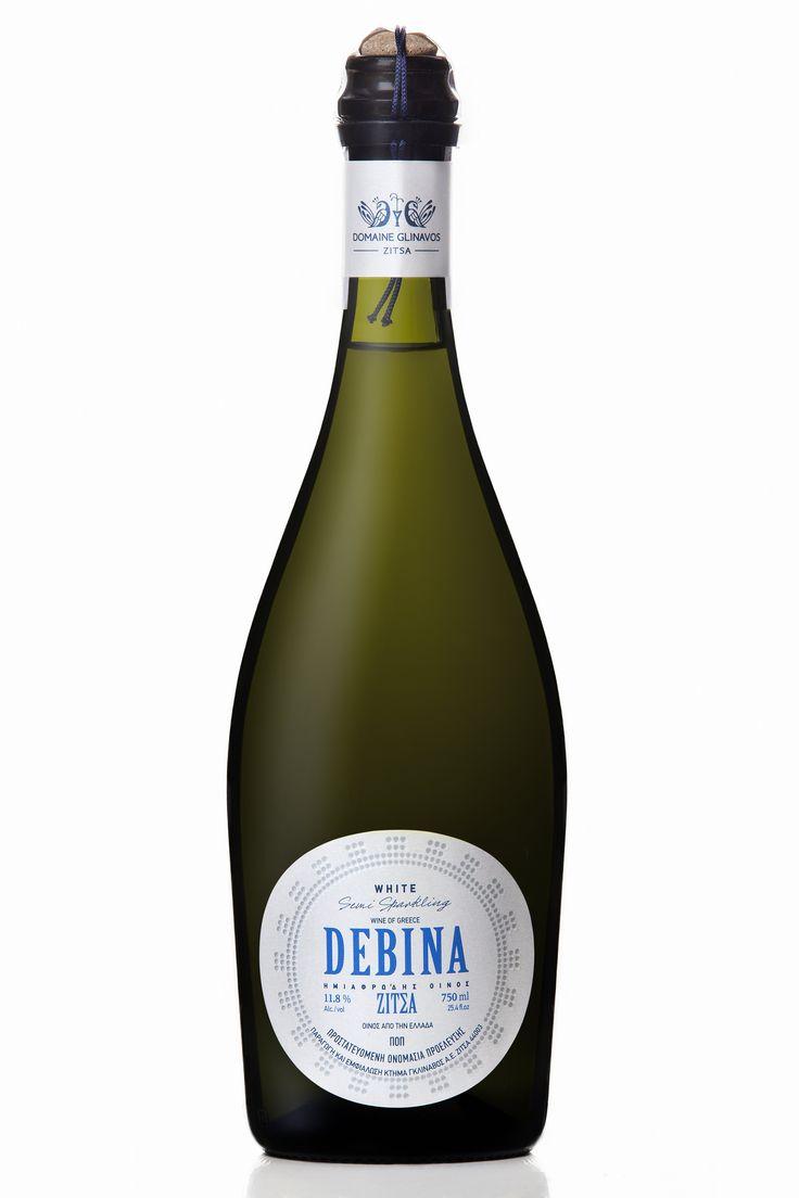 DEBINA!! Taste the power of bubbles...