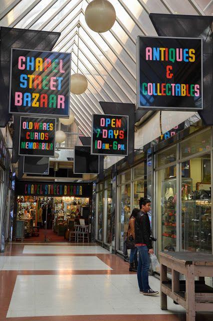 Prahan, South Yarra, Chapel Street & Chapel Street Bazaar à Melbourne