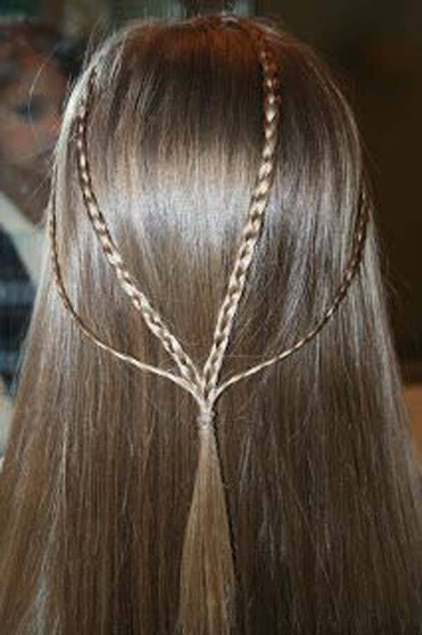 Awesome 1000 Images About Cute Easter Hairstyles 2014 On Pinterest Nail Hairstyles For Women Draintrainus