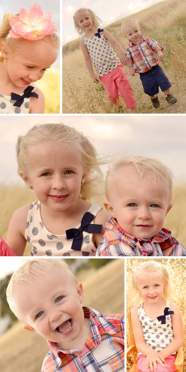 Family photography with coral, navy and orange color scheme  www.memoriesbychelseablog.com