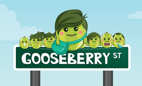 Stella James teamed up with Click Labs to create Gooseberry Planet, a gaming app that teaches children about being safe online. Read more about it here.